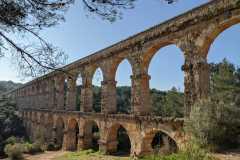 Roman Aqueduct, Tarragona, Spain