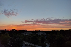 Sunrise in Brookhaven