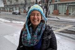 Snowy Day In Stamford