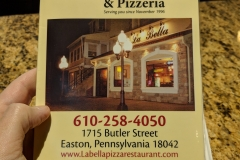 The place for the best Grandma's pizza