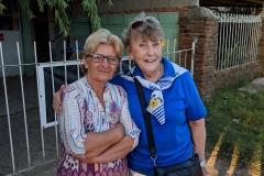 Lia and Liliana, Uruguay