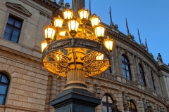 Prague Streetlight
