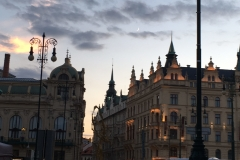 New Moon Over Prague
