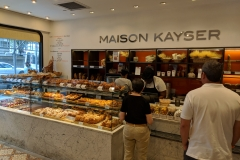 Second breakfast at Maison Kayser Midtown NYC
