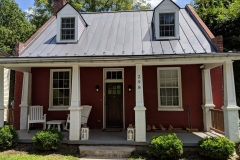 Antebellum House in Harpers Ferry