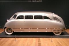 Car Exhibit at the HIGH Museum Atlanta