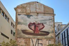 Street Art, Valencia, Spain