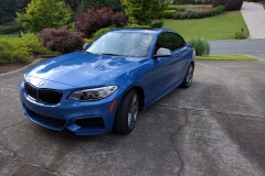 Jim's BMW