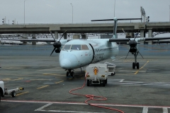 Prop Plane to Nova Scotia