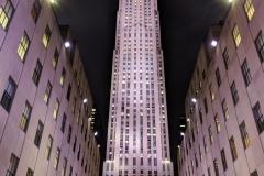 Rockefeller Center, December 2017