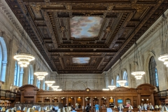Remote work at the NYPL