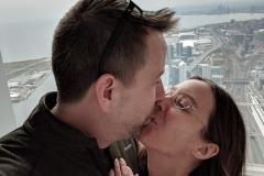 Romance over Toronto