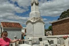 Burgueño ossuary