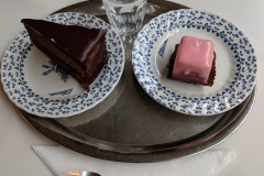 Sacher Torte, the real deal